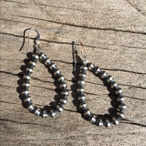 Oxybead Hoop Earrings